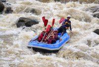 Arung Jeram Sungai Serayu Banjarnegara