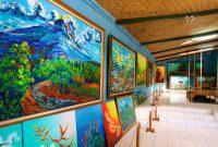 Berwisata Sambil Mengenal Berbagai Macam Seni Lukis Lewat Wisata Museum Affandi di Yogyakarta
