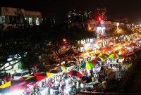 Menikmati Asyiknya Objek Wisata Malam di Night Market Ngarsopuro