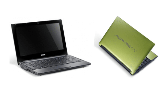 laptop 1 jutaan Acer Aspire One 522