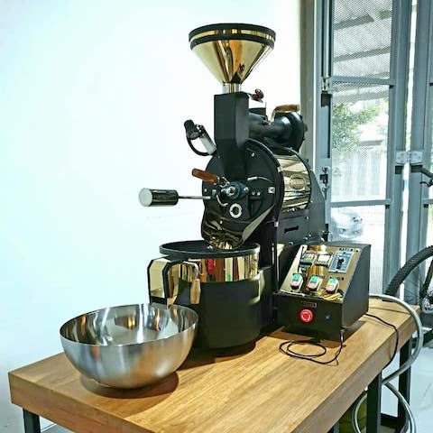 NOR Coffee Roaster