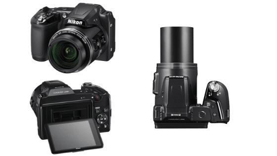 kamera dslr 2 jutaan Nikon Coolpix L840