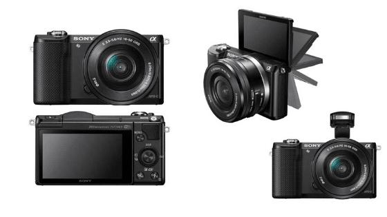 kamera mirrorless dibawah 5 juta Sony A5000