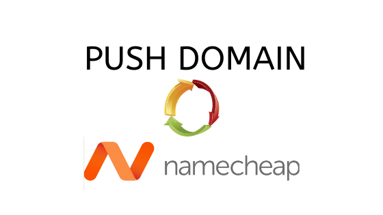 cara transfer domain namecheap